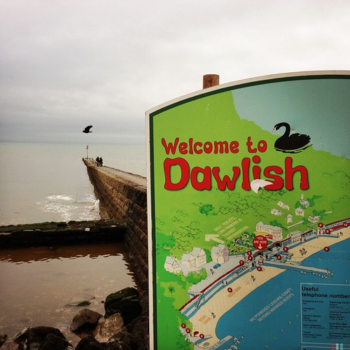 Welcome to Dawlish