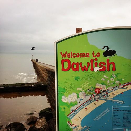 Welcome to Dawlish