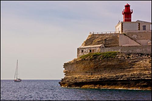 Le phare de la Madonetta