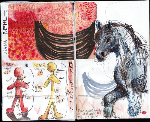 Sketchbook Dec 2012