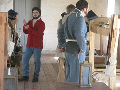 Living Historians at Fort McKavett State Historic Site