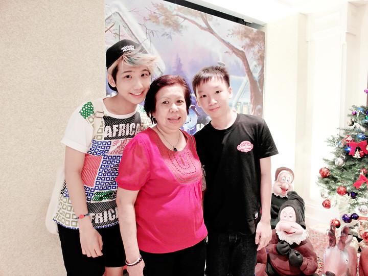 typicalben grandma binghong at malacca