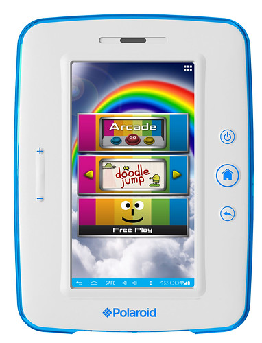 Polaroid / Gajah Kid tablet