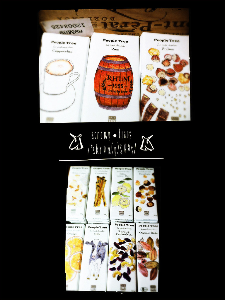 peopletree chocolate