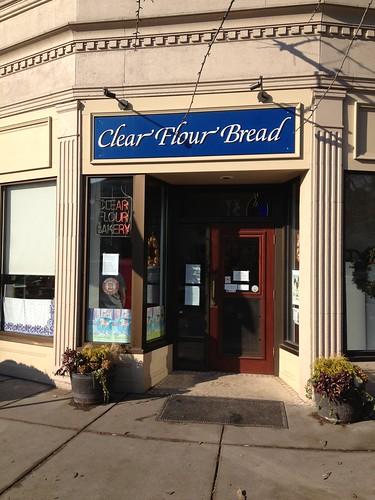 真的就是開在街角的麵包店