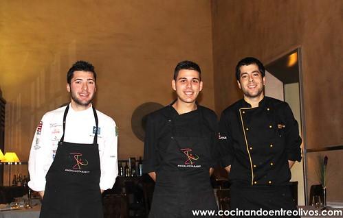 Restaurante El Claustro, Granada 14