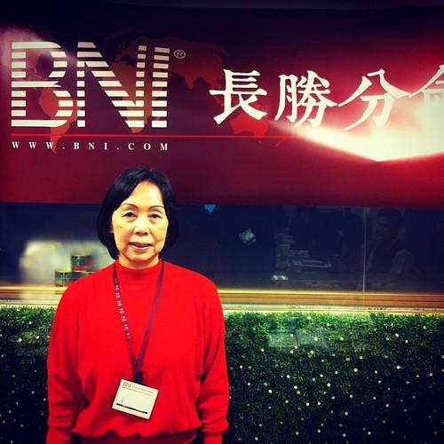 BNI長勝分會:八分鐘分享,健康達人黃采璿 by bangdoll@flickr