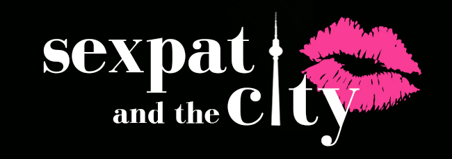 Sexpat and the City logo