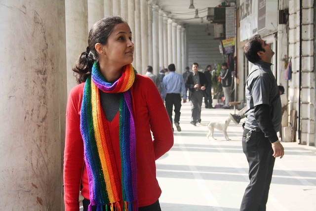 Delhi's Bandaged Moments – Manika Dhama, Connaught Place