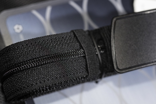 pacsafe anti-thief travel belt wallet