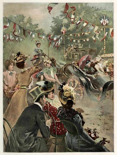 017-Batallla de Flores- Obiol Delgado- Album Salon 01-1906- Hemeroteca digital de la Biblioteca Nacional de España