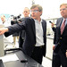 Agriculture Secretary Vilsack tours Bioindustrial Facility