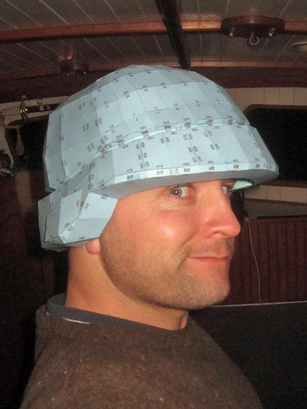 Helghast Helmet Dome