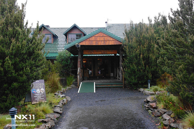 cradle mountain lodge front