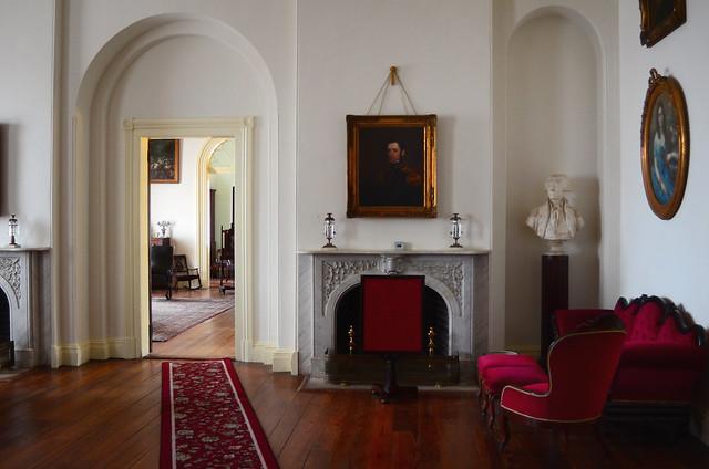 Arlington House - White Parlor - Rear | Flickr - Photo
