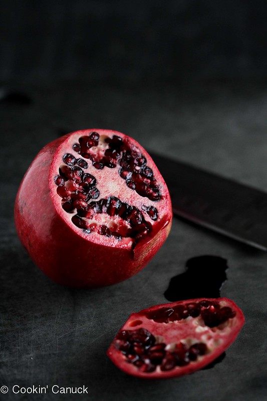 How to: Seed a Pomegranate by Cookin