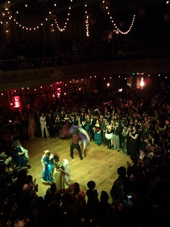 Edwardian Ball Balcony