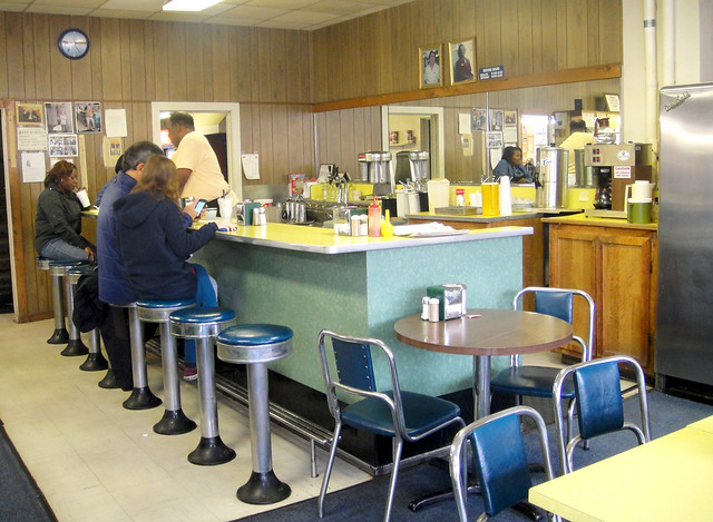 Wiles-Smith Drug Store Soda Fountain