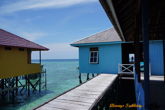 Accommodations in East Kalimantan Indonesia