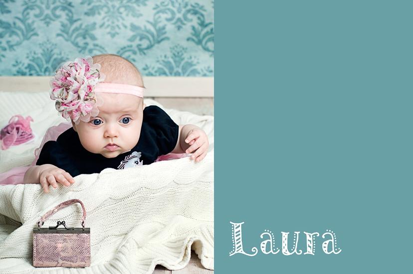 sesja dziecięca Toruń-Laura