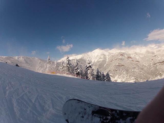 snowboard en VallNord - Andorra La Massana