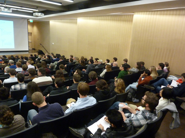 P1150621-2013-01-23--Leon-Krier-Georgia-Tech-School-of-Architecture-Academy-of-Medicin-Lecture--crowd