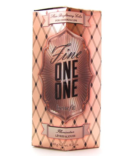 Fine-One-One Sheer Brightening Color for Cheeks & Lips by Benefit #10
