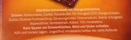 Discounter-Schokolade