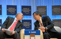 The Global Economic Outlook: Angel Gurría,  Yi Gang