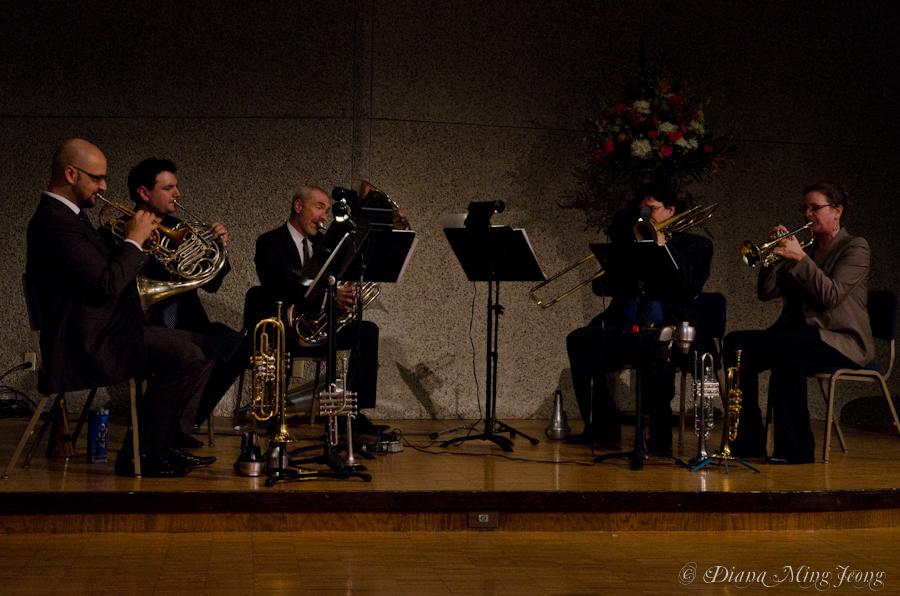 The Modern Brass Quintet