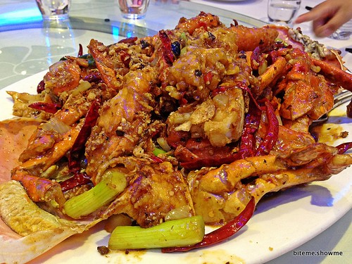 Golden King 2000 - Hong Kong Style Crab
