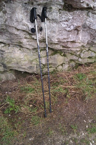 My walking poles !