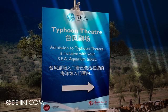 Typhoon Theatre - Non-peak Day
