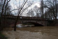 La Seille - Promenade des Remparts - Pont Sainte Barbe