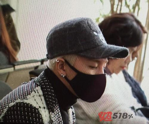 Tae Yang - Incheon Airport - 09jan2015 - YB 518 - 05