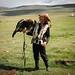 Onerbek, eagle hunter by Lil [Kristen Elsby]