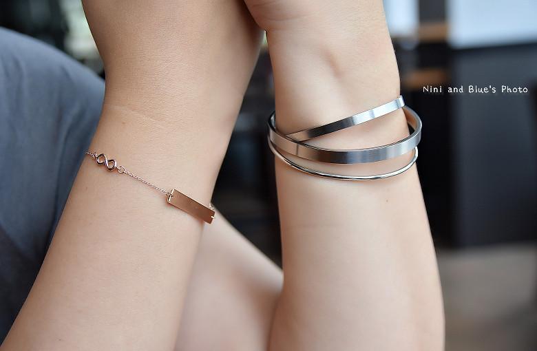 IDEA ROCK情侶手鍊戒指項鍊手環銀飾18