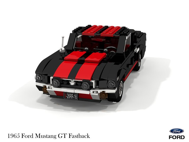 Ford 1965 Mustang GT Fastback