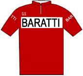 Baratti - Giro d'Italia 1961
