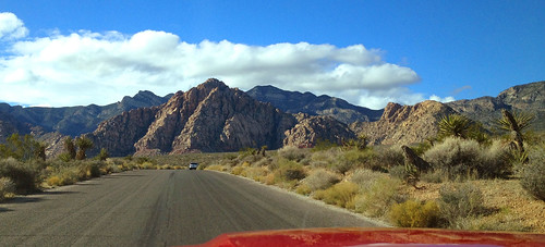 Red Rock Canyon Beginning