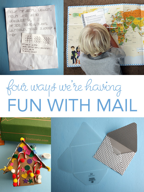 Four Ways We're Having Fun with Mail
