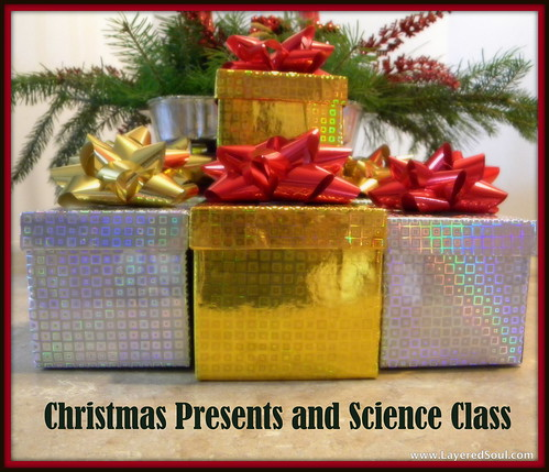 Christmas Presents and Science