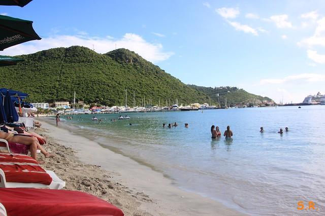 netter Beach und tolles Wasser :-)