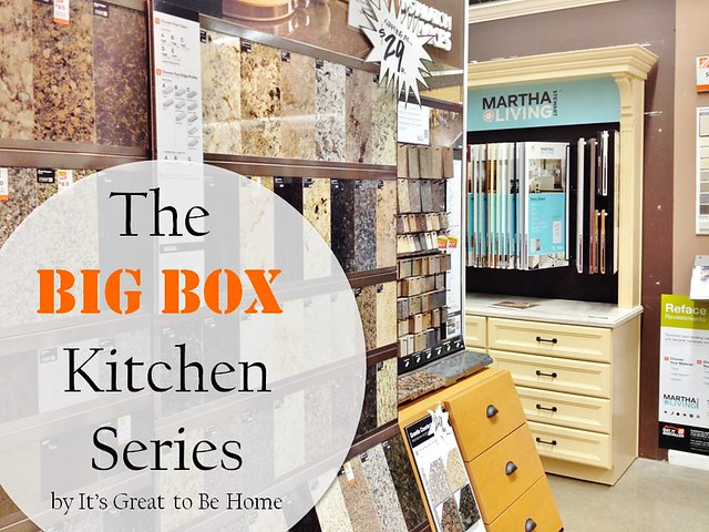 the big box kitchen series these cabinets are awesome