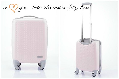 Hideo Wakamatsu Jelly Bean