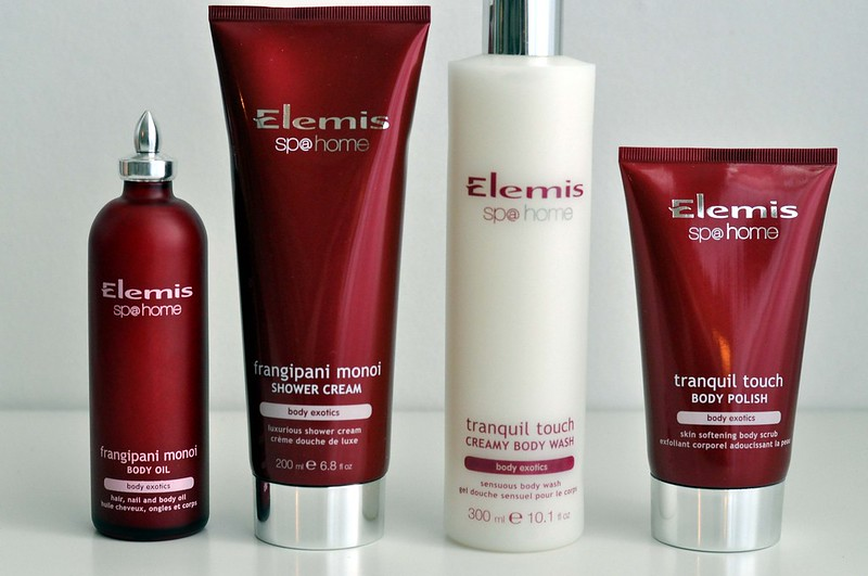 elemis duchess of spa exotic bodycare gift set 4