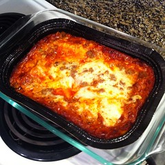 food, dish, cuisine, cookware and bakeware, lasagne,