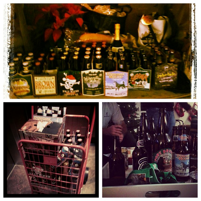 12 Beers of Christmas Shopping
