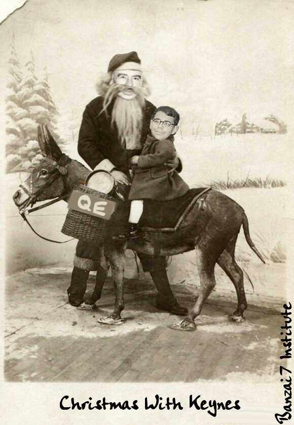 CHRISTMAS WITH KEYNES