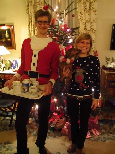 Noël cacahouète